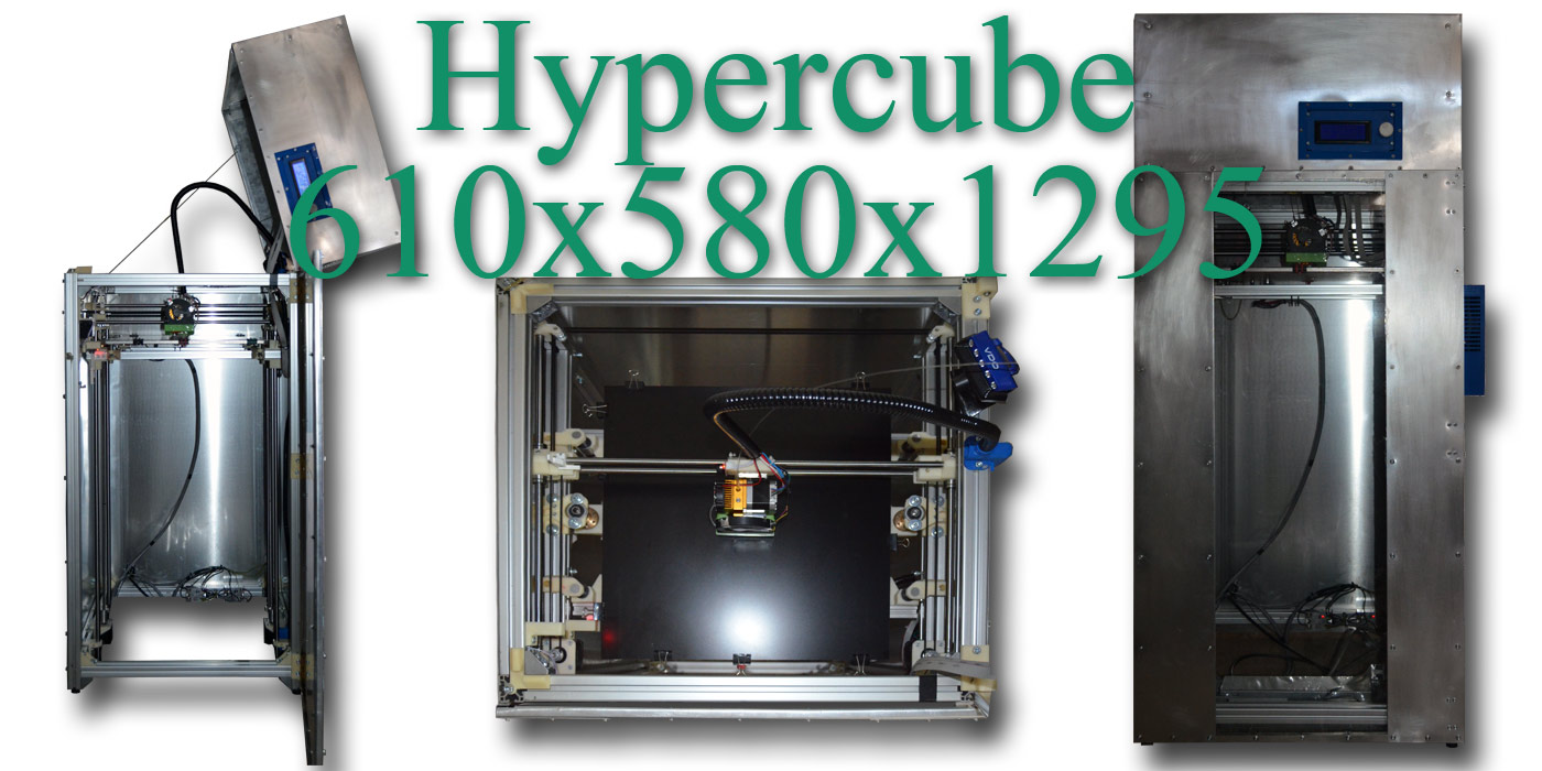 Hypercube Evolution